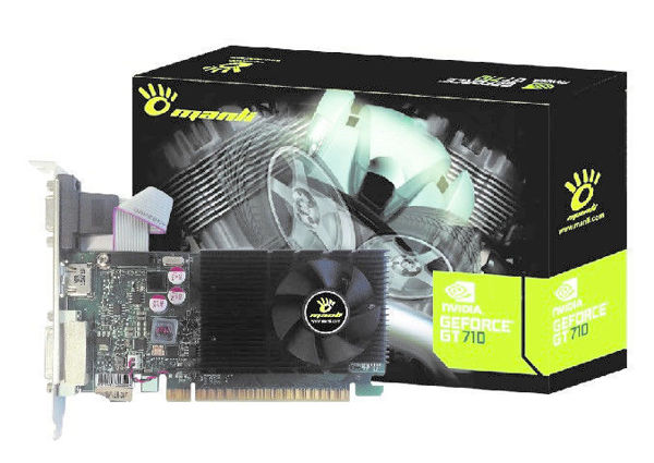 Picture of VGA Manli GeForce GT710