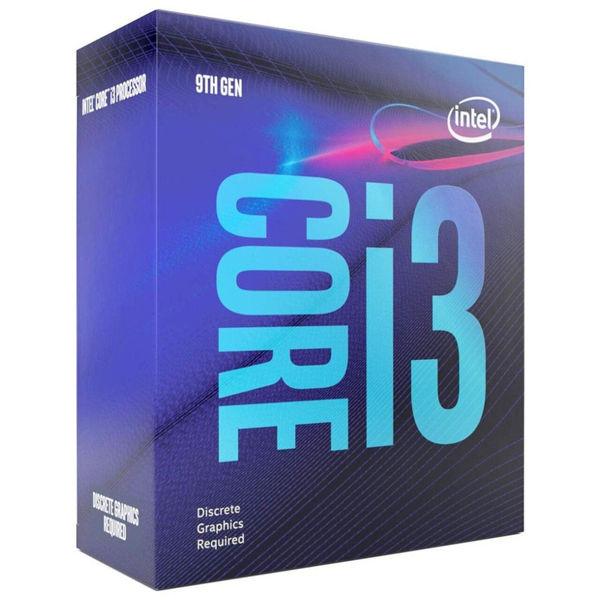 Picture of CPU Intel Core i3-9100F