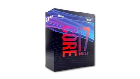 Picture of CPU Intel Core i7-9700