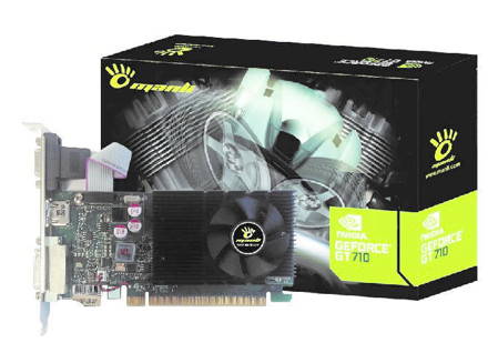 Picture of VGA GT 710  2GB DDR3 Zotac