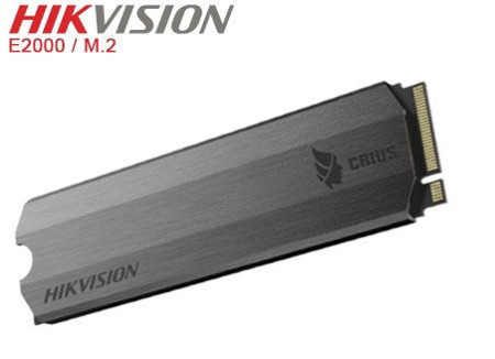 Picture of HIKVISION  SSD ultra fast NVME E2000 256G,512GB,1024GB