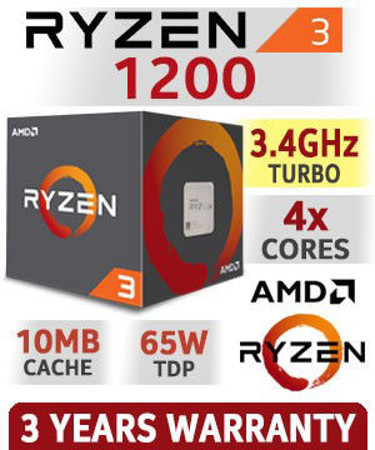 Picture of AMD Ryzen™ 3 1200