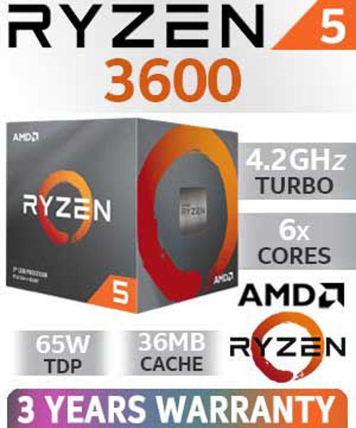 Picture of AMD Ryzen 5 3600
