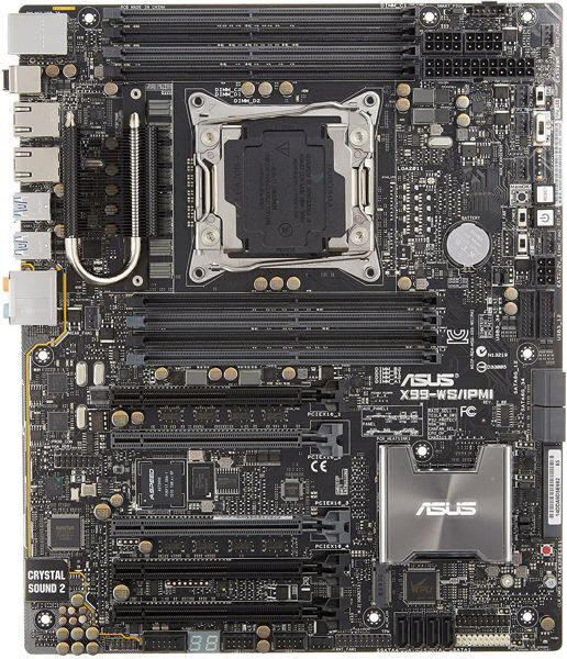 Picture of ASUS X99-WS/IPMI