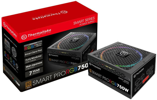 Picture of Thermaltake Smart Pro RGB 750W