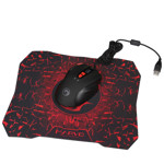 Picture of MARVO SCORPION G928+G1 MOUSE & MOUSEPAD