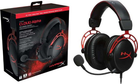 Picture of Kingston HyperX Cloud Alpha Gaming Headset