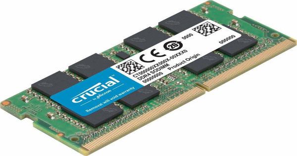 Picture of Crucial 16GB Single DDR4 LAPTOP  RAM