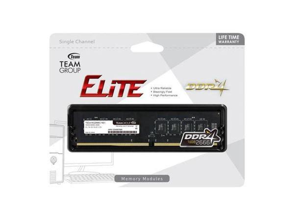 Picture of 4GB DDR4 DESKTOP  RAM Team Elite