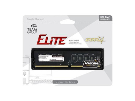 Picture of 8GB DDR4 DESKTOP RAM Team Elite