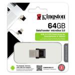 Picture of OTG USB / MICRO USB FLASH MEMORY KINGSTON 64GB