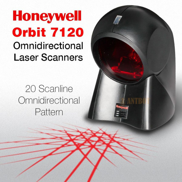 Picture of Honeywell MS7120 Orbit Barcode Reader with USB