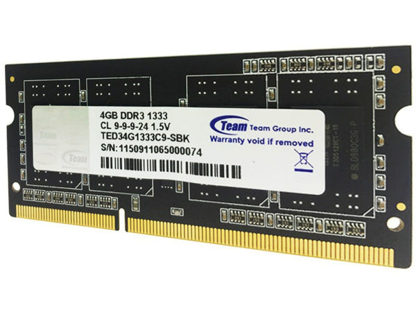 Picture of LAPTOP RAM 4GB DDR3