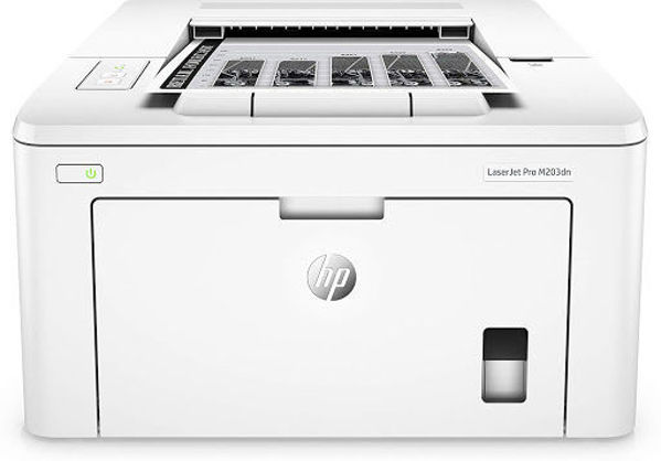 Picture of HP M203DN LASER BLACK WITH DUPLEX AND NETWORK