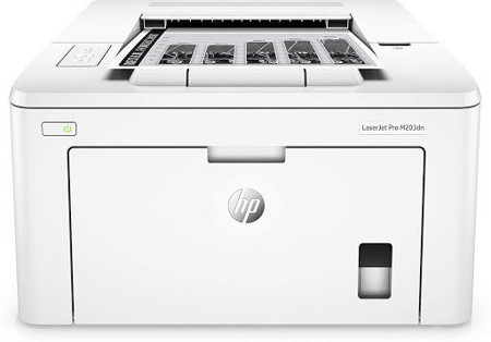 Picture of HP M203DW LASER BLACK PRINTER WITH WIFI AND DUPLEX