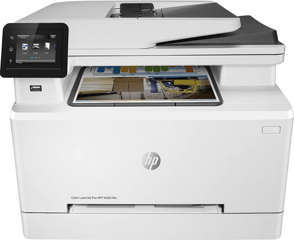 Picture of HP 4 IN 1 LASER COLOR WITH NETWORK AND DUPLEX