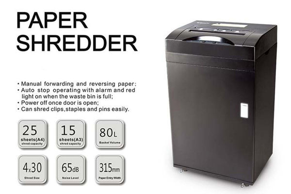 Picture of ONYX OX8800  Shredder