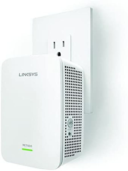 Picture of Linksys RE7000 AC1900+ Wi-Fi Range Extender
