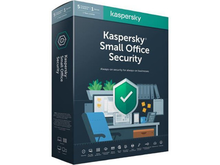 Picture of Kaspersky Small Office 5 PCS