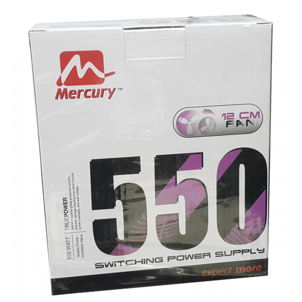 Picture of MERCURY POWER SUPPLY   550W