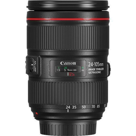 Picture of Canon EF 24-105mm f/4L IS II USM Lens