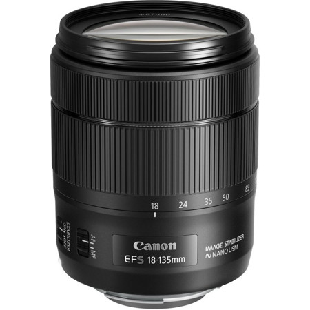 Picture of Canon EF-S 18-135 mm f/3.5-5.6 IS USM NANO