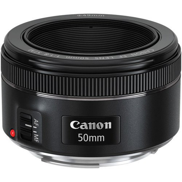 Picture of Canon EF 50mm f/1.8 STM Lens