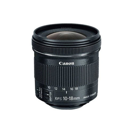 Picture of Canon EF-S 10-18mm f/4.5-5.6 IS STM Lens