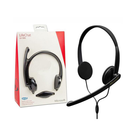 Picture of Microsoft LifeChat LX-1000 Headset