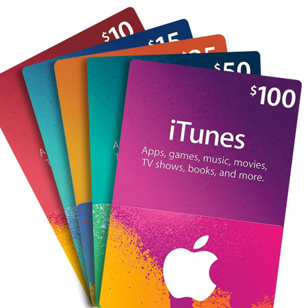 Picture of ITUNES GIFT CARDS 2$~1000$ USA