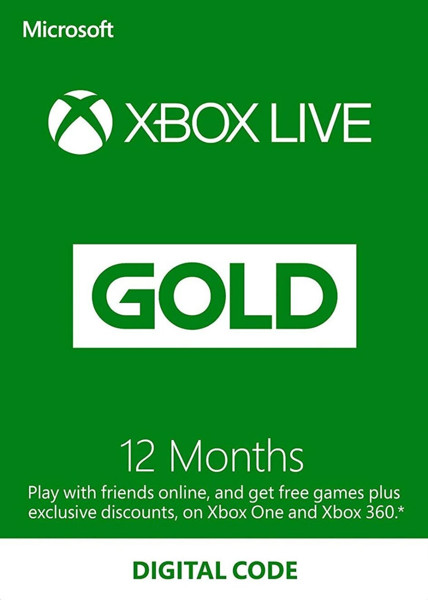 Picture of XBOX LIVE SUBSCRIPTION