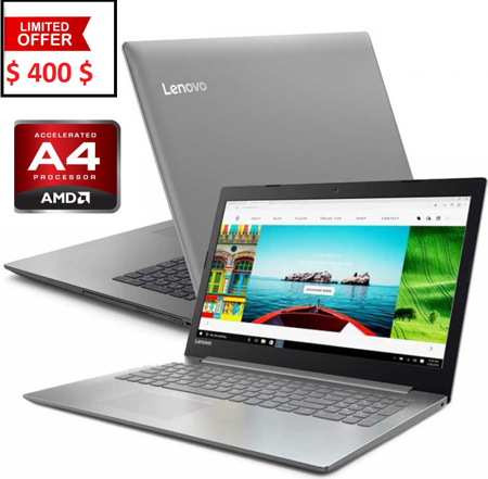 Picture of Lenovo AMD A4 Laptop