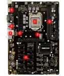 Picture of B360BTC MINING BOARD